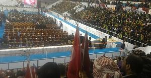 Ak parti kongresinde Afrin operasyonu anlamlı destek
