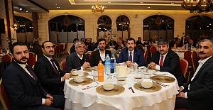 Başkan Baydilli STK temsilcilerinin talep ve önerilerini dinledi