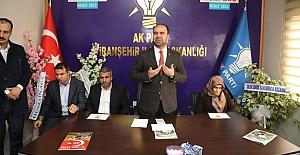 Başkan Çiftçi'den Viranşehir'e müjdeli haber