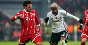 Bayern Münih Beşiktaş 5 - 0