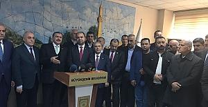 Eroğlu Açıkladı: Erdoğan Urfa#39;dan...