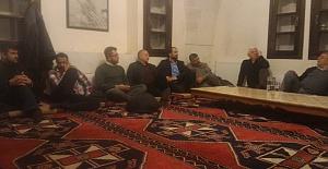 Erkan Sözen TYB'de yazarlara kent konseyini anlattı