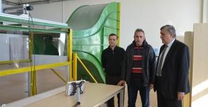 Harran Üniversitesi 'Çöl Varanı' İle Enerji Verimliliğini Arttırıyor
