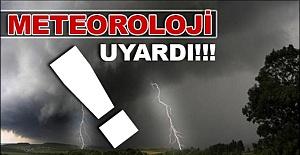 Meteorolojiden flaş uyarı! Urfa#039;ya...