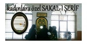 Mevlid-i Halil (Dergah) Camisinde kadınlara...