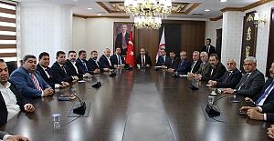 Şanlıurfa Cumhurbaşkanı Erdoğan'ı Karşılamaya Hazırlanıyor