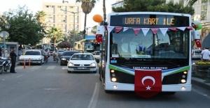 Şanlıurfa'da Erdoğan mitingi için ulaşım ücretsiz olacak