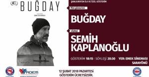 Semih Kaplanoğlu 'Buğday' için Urfa'ya gelecek