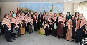 UETD Türk Demokratlar Birliğinden Urfa Belediyesine Ziyaret