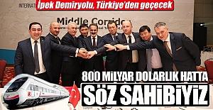 Yeni İpekyolu'nda Türkiye Söz Sahibi Oldu