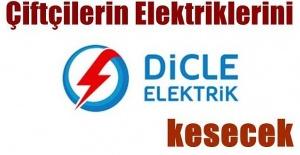 DEDAŞ, 15 Gün Süre Verdi Yeniden Elektrikleri Kesecek