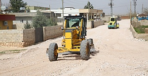 Haliliye Belediyesi, Kırsalda Yeni Yolları Halkın Hizmetine Sunuyor