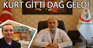 Mehmet Akif İnan Hastanesi başhekimliğinde...