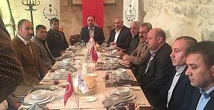 Ortadoğu İş Adamları Şanlıurfa'da Toplanıyor