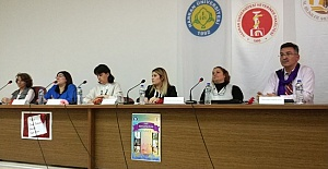 Şanlıurfa Sosyal Bilimler MYO'da Kadınlar Günü Paneli