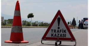Şanlıurfada feci kaza: 2 Ölü...