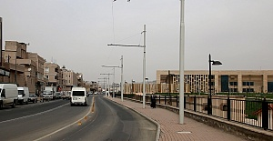 Urfa trambüs için gün sayıyor