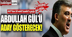 Flaş İddia! 50 AKP#39;li istifa...