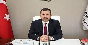 Karaköprü Belediye Başkanı Metin Baydilli'den 23 Nisan Mesajı