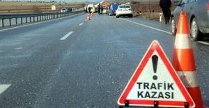 Şanlıurfada kaza: 2 Ölü 5 yaralı