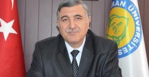 2018- Rektör Taşaltın#039;dan Kurban...
