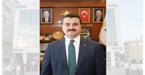 AK Parti Şanlıurfa İl Başkanı...