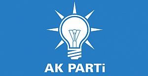 AK Parti'de 81 il başkanı aynı açıklamayı yaptı