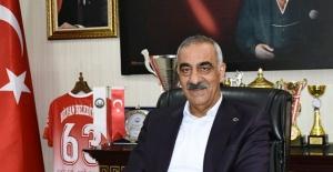 Başkan Aslan Ali Bayık#039;tan bayram...