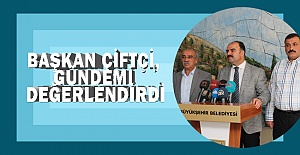 Başkan Çiftçi: Tugay alanını Millet...