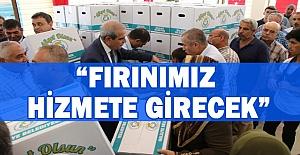 Başkan Demirkoldan Çölyak Hastalarına...