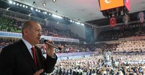 Erdoğan, AK Parti 6. Olağan Büyük...
