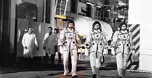 Kerem Kınık açıkladı: Dünyanın ikinci uzaya çıkan adamı türk vatandaşı oldu