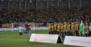 Süper Lig ekibi MKE Ankaragücü'den Erdoğan'ın çağrısına destek!
