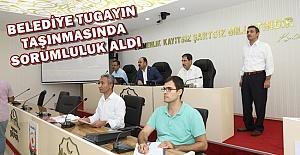 Urfa Belediye Meclisinde Oy Birliğiyle...