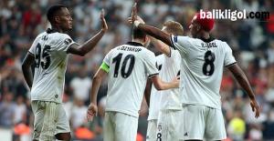 Beşiktaş - Sarpsborg 3-1