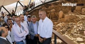Kültür ve Turizm Bakanı Nuri Ersoy...