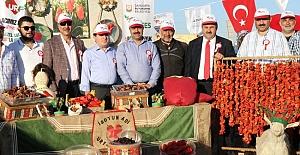 Şanlıurfa 2018 Yılı İsot Festivali...