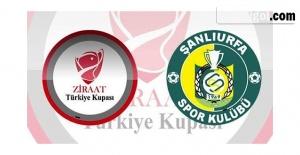 Şanlıurfaspor Ziraat Türkiye Kupası...