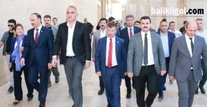 Turizm Bakanı Ersoy, Şanlıurfanın...