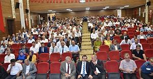 Yeni Eğitim Yılı Okul Güvenliği Konularının Konuşulduğu Toplantı Yapıldı