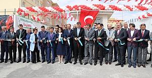 Zeytin Dalı Eğitim Kampüsünü törenle...