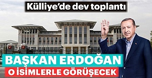 Erdoğan Almanya'nın en büyük firmalarıyla görüşecek