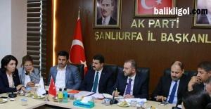 Erkan Kandemir Şanlıurfa İl Teşkilatı...