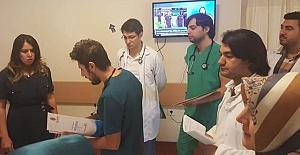 Harran Tıp'ta Palyatif Bakım Merkezi hastalara umut oluyor