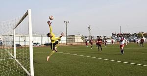 Hilvanspor Suruç Gençlik Spor 1-0 yendi