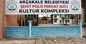 Şehit Ferhat Avcı'nın ismi Kültür Merkezinde yaşayacak