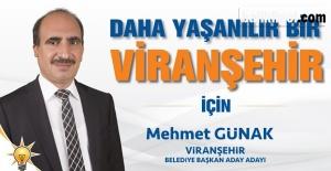 Aday adayı Mehmet Günak'tan belge gibi dua