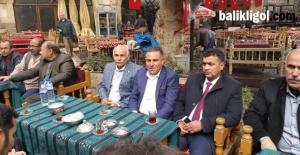 Bilal Tekatlı, Eyyübiye Belediyesi...
