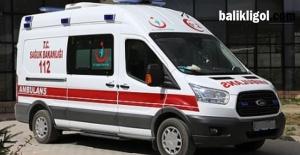 Eyyübiye'de Kaza: 2 Yaralı