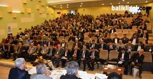 Harran Üniversitesinde I. Şanlıurfa Mevlid-i Nebi Sempozyumu Gerçekleştirildi